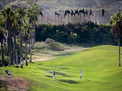 © José Palazón Osma/ Prodein / AFP