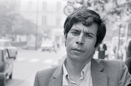 L'écrivain algérien Rachid Mimouni (1945-1995) © Sophie Bassouls/Sygma/Corbis