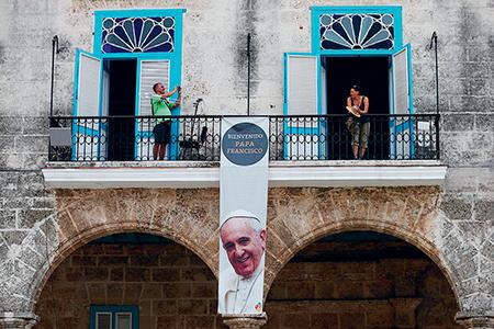 Cuba, La Havane, septembre 2015 © Getty Images/AFP