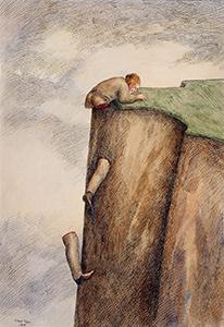 Raymond Queneau (1903-1976), <i>La fourmi et la cigale</i>