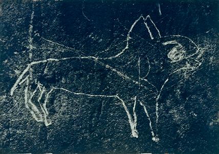 Graffiti, Brassaï (1899-1984) © Centre Pompidou, MNAM-CCI, Dist. RMN-Grand Palais / Adam Rzepka © Estate Brassaï - RMN-Grand Palais