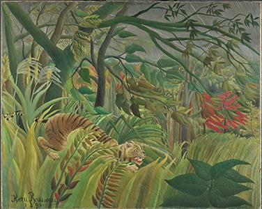 Le devenir jungle de la planète