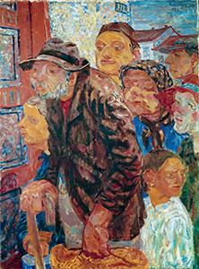 Jehan Rictus (1867-1933),  <i>Notre dâb</i>
