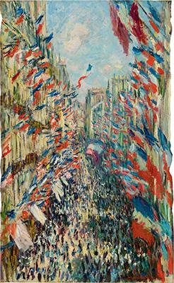 <i>La Rue Montorgueil</i>, une impression de fraternité