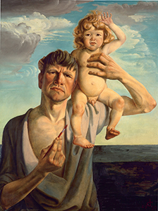 Charles Péguy, <i>«Le temps de ses enfants»</i>