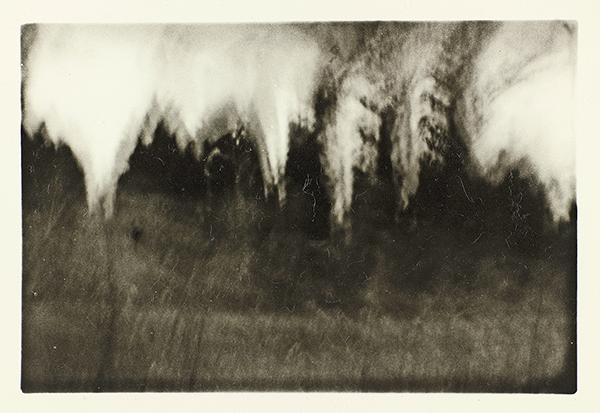 Deux photographies d'Alix Cléo Roubaud (1952-1983) de la série: 15 minutes la nuit au rythme de la respiration, 1980-1981 © Centre Pompidou, MNAM-CCI, Dist. RMN-Grand Palais / Guy Carrard, © Jacques Roubaud/Hélène Giannecchini