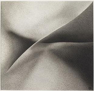 Éclat du silence, Nadine Cosentino, 1989© RMN-Grand Palais / Thierry Ollivier