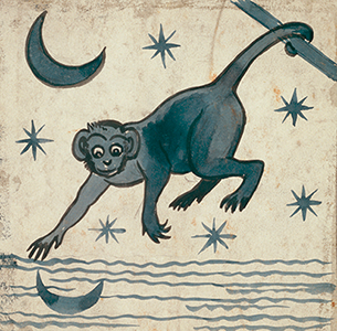 Le sage et la lune