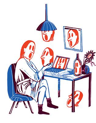 Fernando Pessoa - Impasse du parle-tout-seul