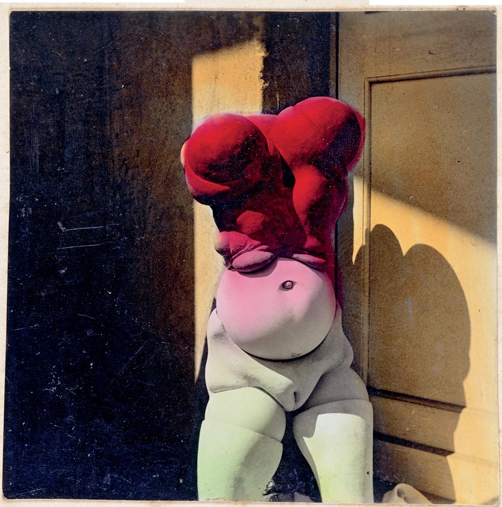 Les Jeux de la poupée, Hans Bellmer (1902-1975) © Centre Pompidou, MNAM-CCI, Dist. RMN-Grand Palais / Philippe Migeat © Adagp, Paris, 2017
