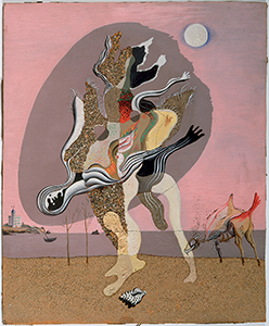 L'Âne pourri, Salvador Dalí, 1928 © Centre Pompidou, MNAM-CCI, Dist. RMN-Grand Palais / Jean-Claude Planchet© Fundacio Gala-Salvador Dalí / ADAGP, Paris 2014