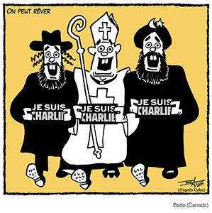 Bado Canada (Cartooning for Peace)