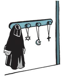 «Il faudrait d'abord enseigner la laïcité aux parents»