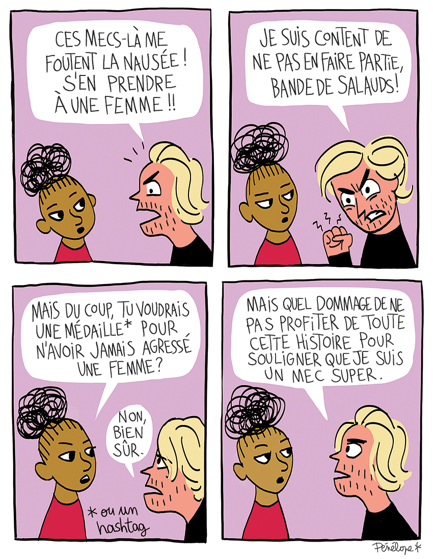 Par Pénélope Bagieu