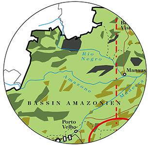 Les Amérindiens d'Amazonie face aux pionniers