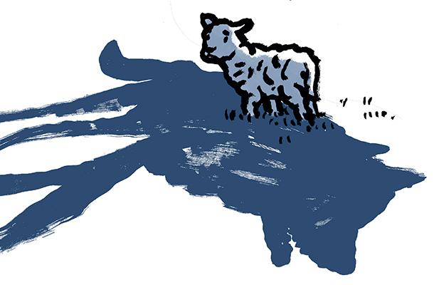 Esope - Le berger farceur