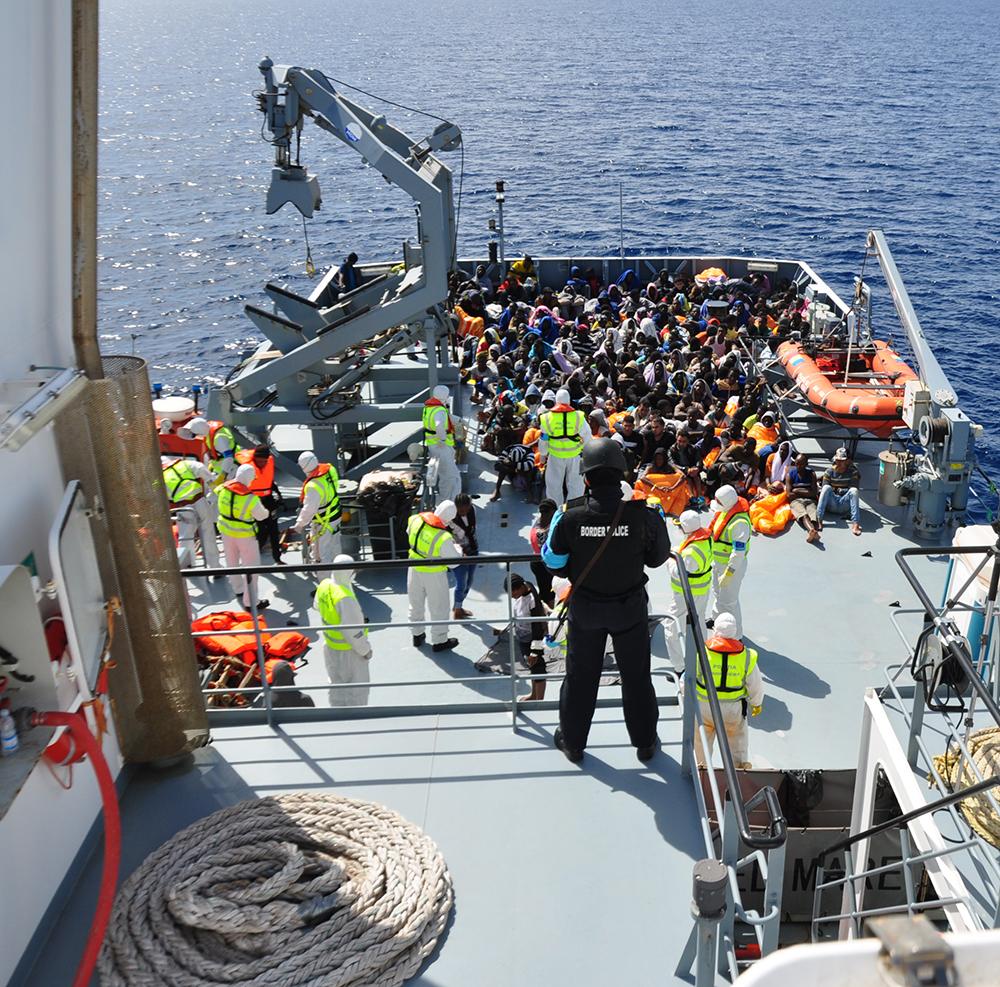 Dix jours en mer sur Le Stefan Cel Mare