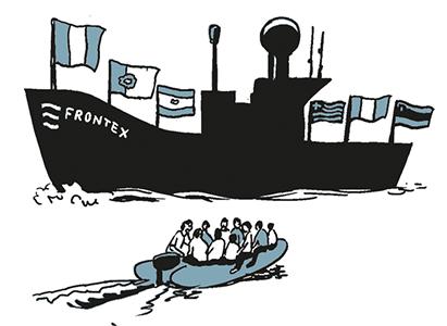 «Frontex est la contrepartie de la liberté de circulation»