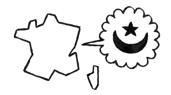 «La France et l'islam ont tous les deux un problème, et c'est le même»