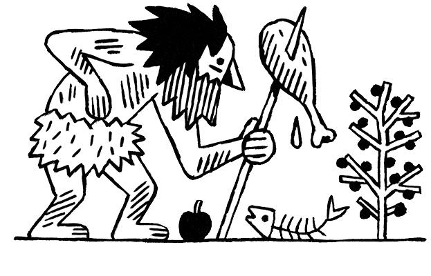 «On mange avec notre culture, pas avec notre raison»