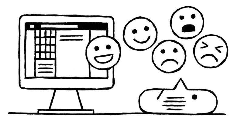 «Sur Facebook, l'information eststructurellement défavorisée»