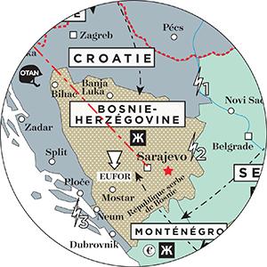 Les Balkans, un passé qui passe