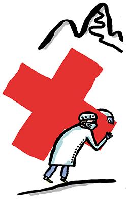 Boris Pasternak - A l'hôpital