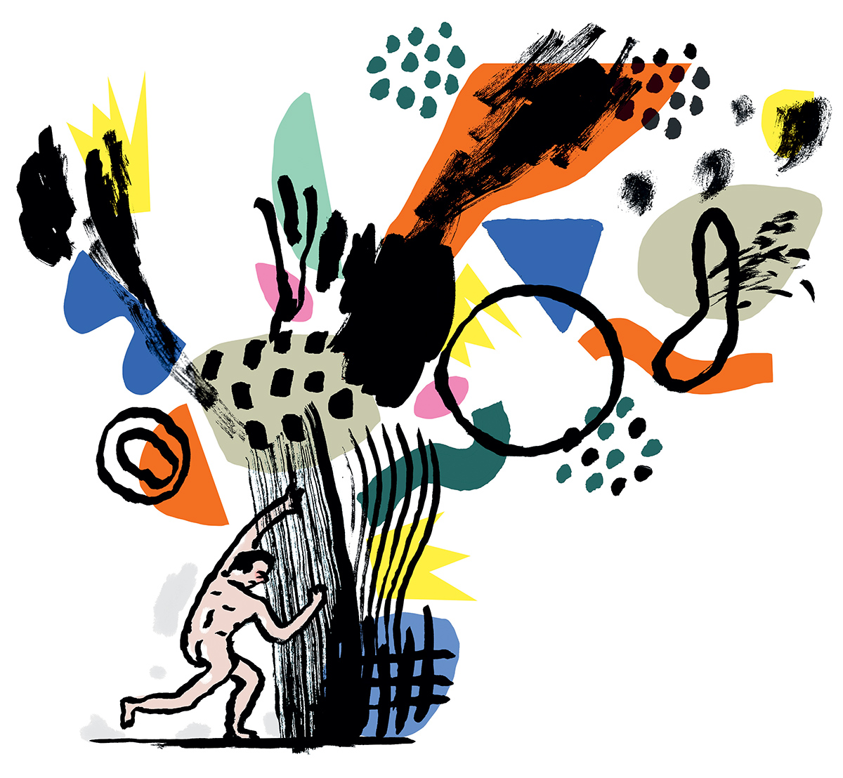 Herman Melville - L'art
