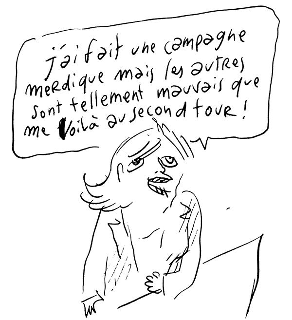 Marine Le Pen contre le «mondialisme»