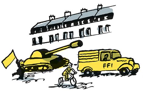 «Le problème, c'est l'État français»