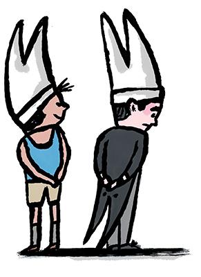 Les Deux Mulets