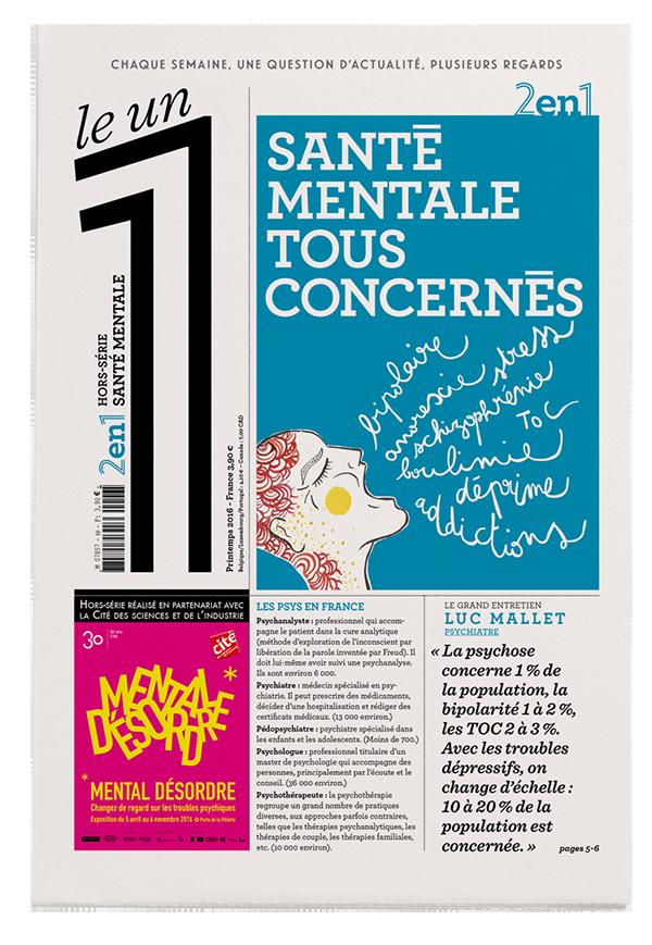 Santé mentale : tous concernés