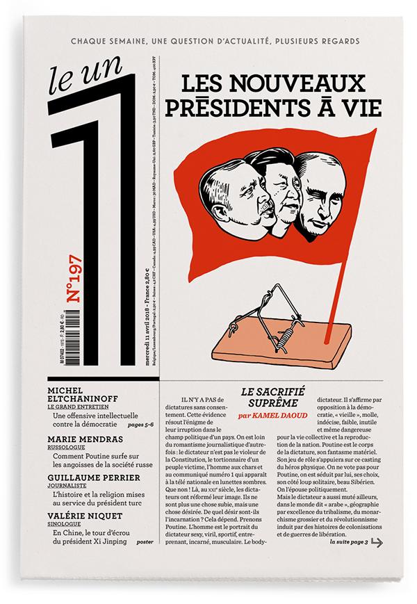 Les nouveaux présidents à vie