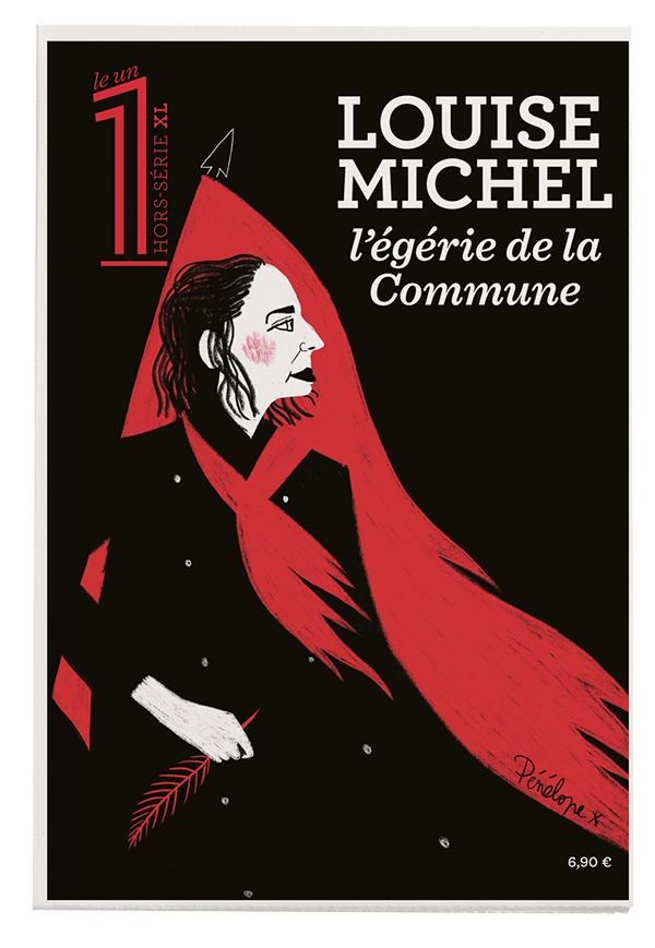 Louise Michel,  l'égérie de la commune