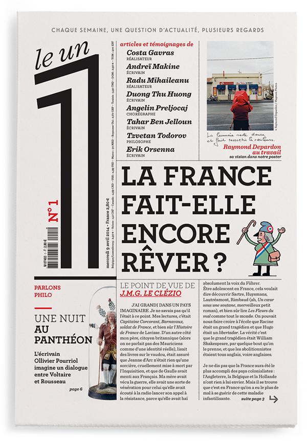 La France  fait-elle  encore  rêver?