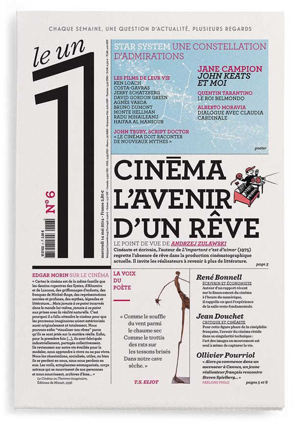 Cinéma, l'avenir d'un rêve