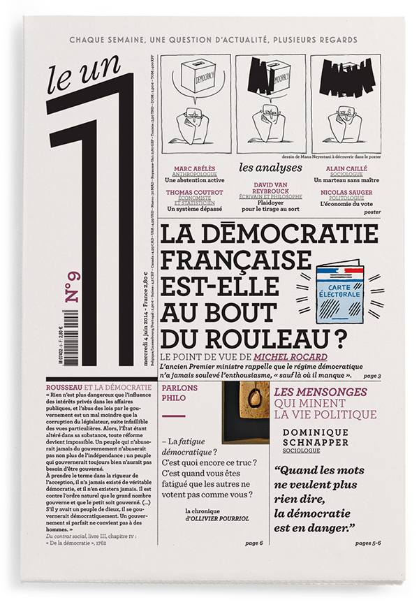 La démocratie française est-elle au bout du rouleau ?