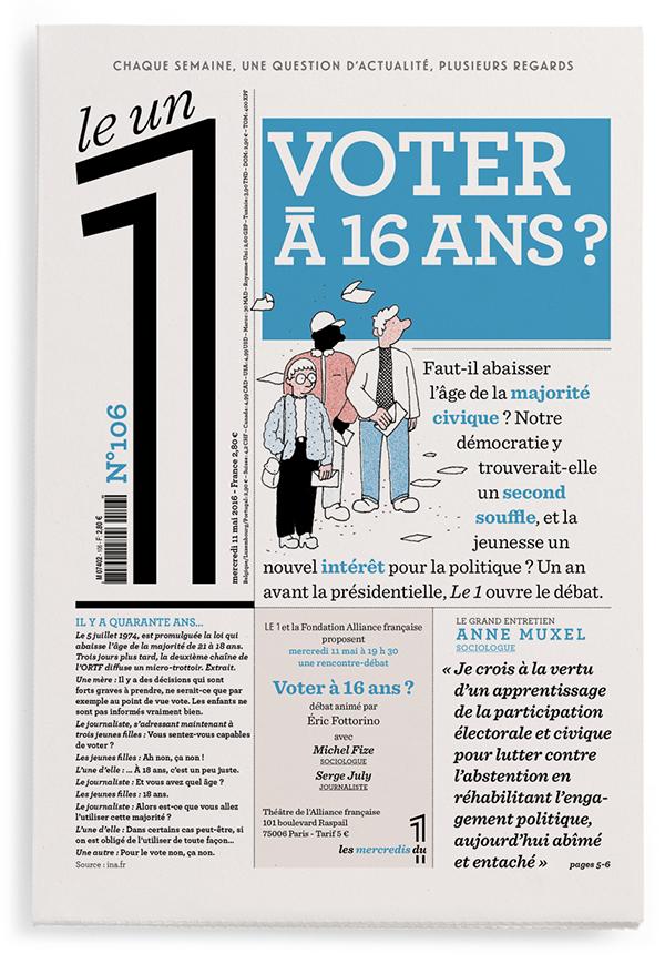 Voter à 16 ans ?
