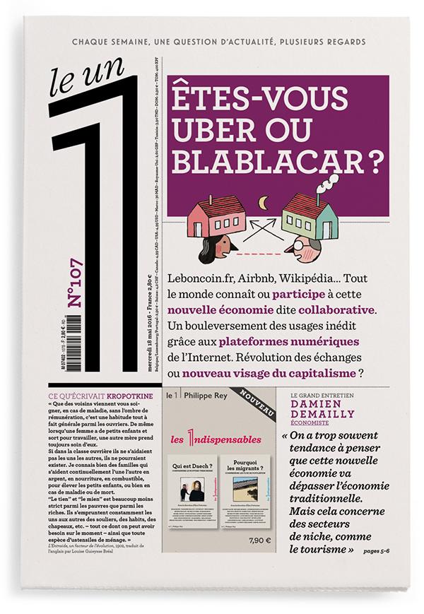 Êtes-vous Uber ou Blablacar ?