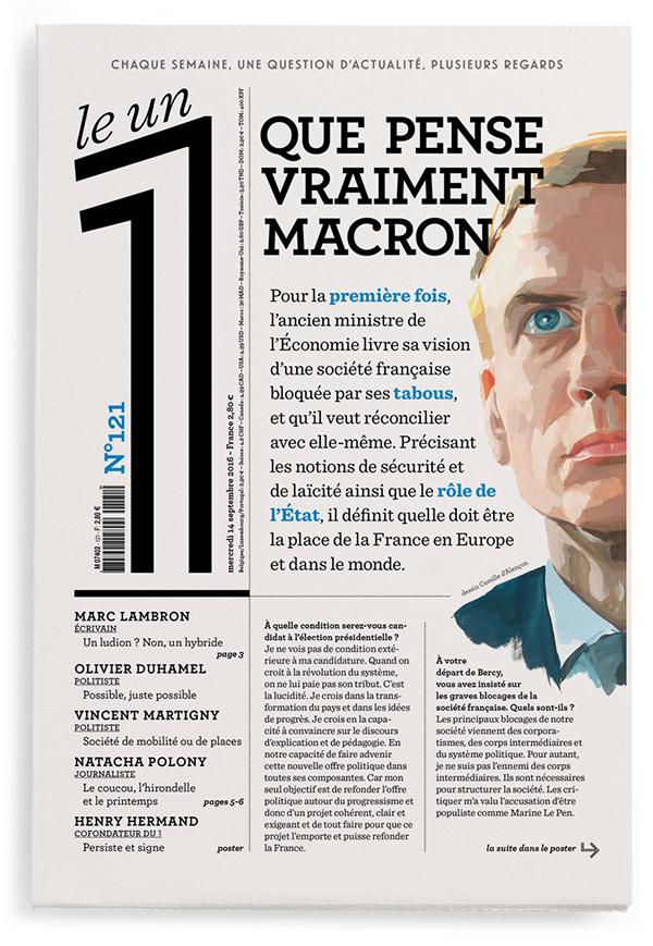 Ce que pense vraiment Macron