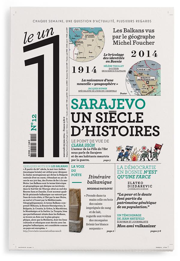 Sarajevo, un siècle d'histoires