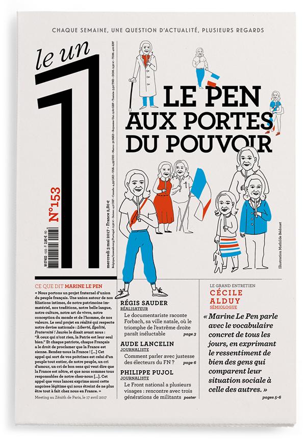 Le Pen aux portes du pouvoir