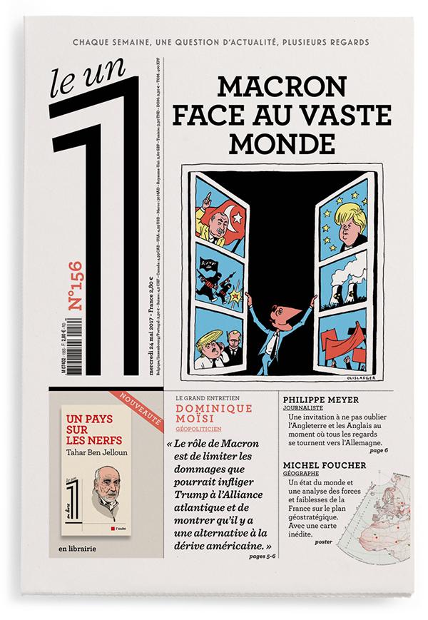Macron face au vaste monde