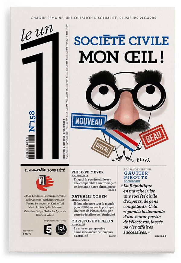Société civile : mon œil!