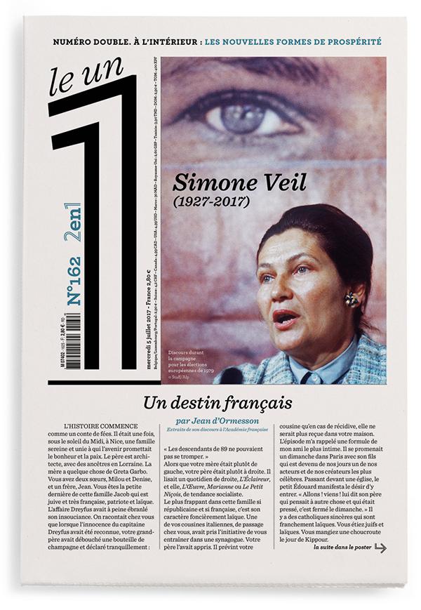 Simone Veil, une vie (1927-2017)