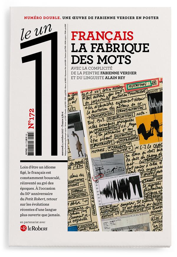 Français : la fabrique des mots