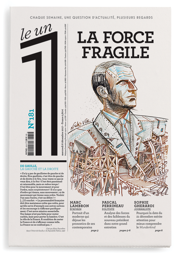 Macron : la force fragile
