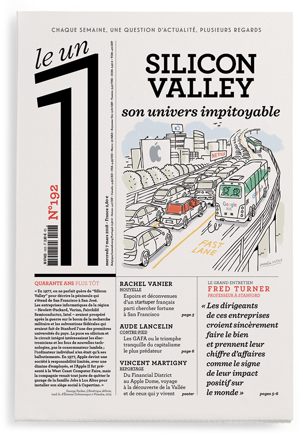 Silicon Valley : son univers impitoyable