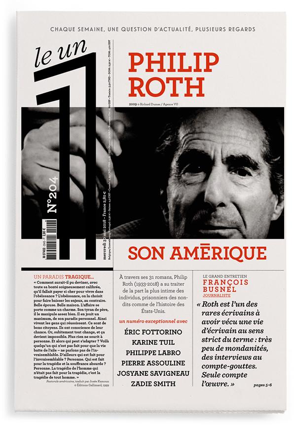 Philip Roth : son Amérique