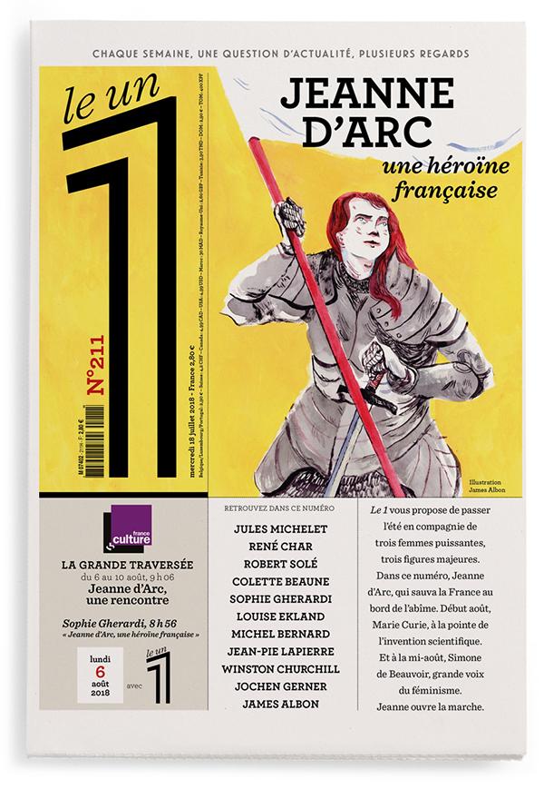 Jeanne d'Arc, une héroïne française